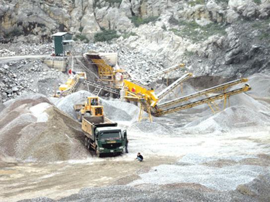 Cơ sở pháp lý thực hiện dự án khai thác, sử dụng khoáng sản làm vật liệu xây dựng