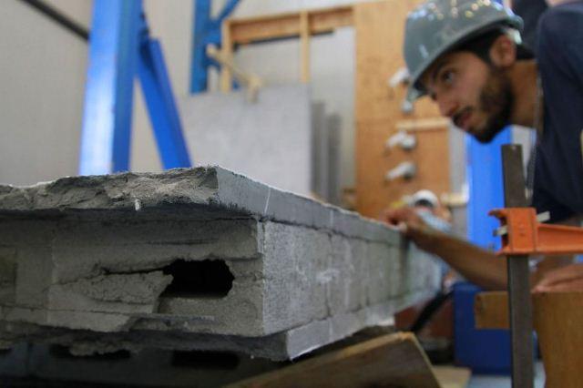 Phát triển loại bê tông mới có khả năng chống chịu động đất