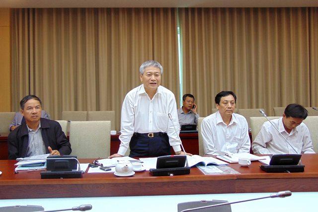 Hội nghị thẩm định Quy hoạch phát triển công nghiệp xi măng Việt Nam