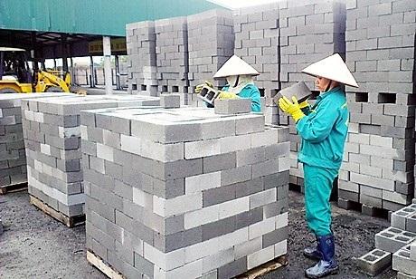 Thông tư số 13/2017/TT-BXD quy định sử dụng vật liệu xây không nung trong các công trình xây dựng