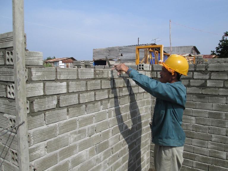 Phát triển vật liệu xây không nung: Cần sự vào cuộc mạnh mẽ hơn của các Bộ, ngành