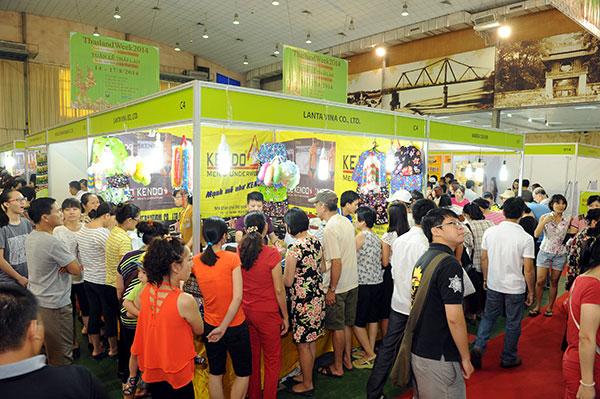 Thương hiệu Hàng đầu Thái Lan 2017 tại Hà Nội