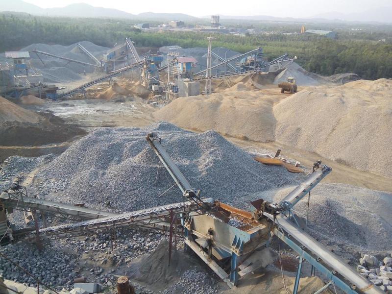 Hà Tĩnh: Cần chế tài đủ mạnh trong quản lý khai thác khoáng sản