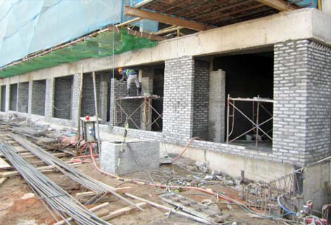 Thừa Thiên Huế hướng đến sử dụng vật liệu xây dựng thân thiện môi trường