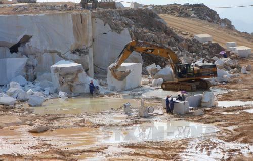 Hướng dẫn Công ty TNHH MTV VLXD Licogi 166 xuất khẩu đá xây dựng
