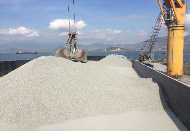 Hướng dẫn Công ty cổ phần sản xuất kinh doanh VLXD Hà Tĩnh xuất khẩu đá xây dựng