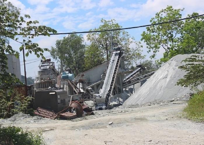 Lâm Đồng: Đóng cửa 3 doanh nghiệp khai thác đá xây dựng