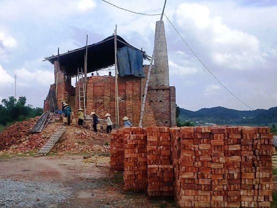 Quảng Ngãi: Xóa bỏ lò gạch thủ công trên địa bàn tỉnh