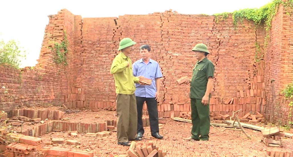 Tuyên Quang: Xóa bỏ lò đốt gạch thủ công