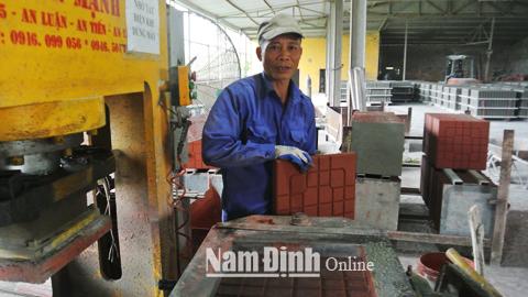 Nam Định: Qua 2 năm thực hiện quy hoạch phát triển vật liệu xây dựng