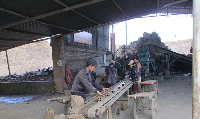 Đăk Lăk: Thực hiện lộ trình chấm dứt hoạt động của các lò gạch đất sét nung sử dụng công nghệ lạc hậu và thực hiện các dự án sản xuất gạch đất sét nung