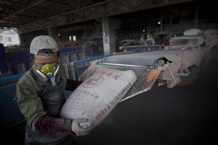 Năm 2018: Trung Quốc cấm tăng sản lượng xi măng