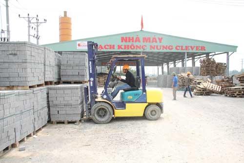 Tăng cường quản lý chất lượng vật liệu xây dựng và sử dụng gạch xây không nung trên địa bàn tỉnh Bắc Giang