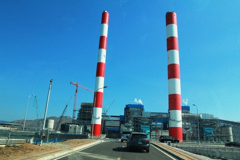 Chấp thuận nghiệm thu hoàn thành đưa vào sử dụng Nhiệt điện Vĩnh Tân 4