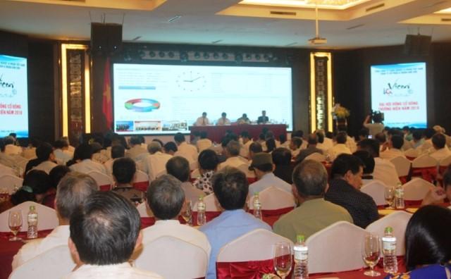Công ty CP xi măng Bỉm Sơn tổ chức thành công Đại hội đồng cổ đông thường niên năm 2018