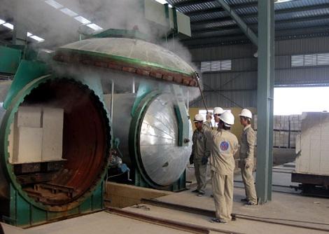 Những thành tựu trong sản xuất sản phẩm và cấu kiện bê tông đúc sẵn (P4)