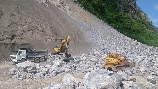 Điều chỉnh, bổ sung mục đích sử dụng mỏ đá vôi làm nguyên liệu sản xuất vôi công nghiệp