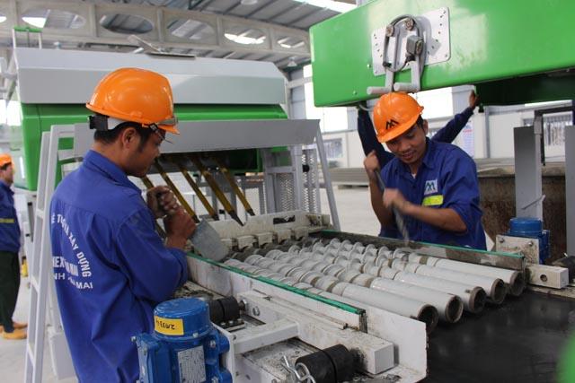 Xuân Mai Corporation đón đầu công nghệ xây dựng hiện đại