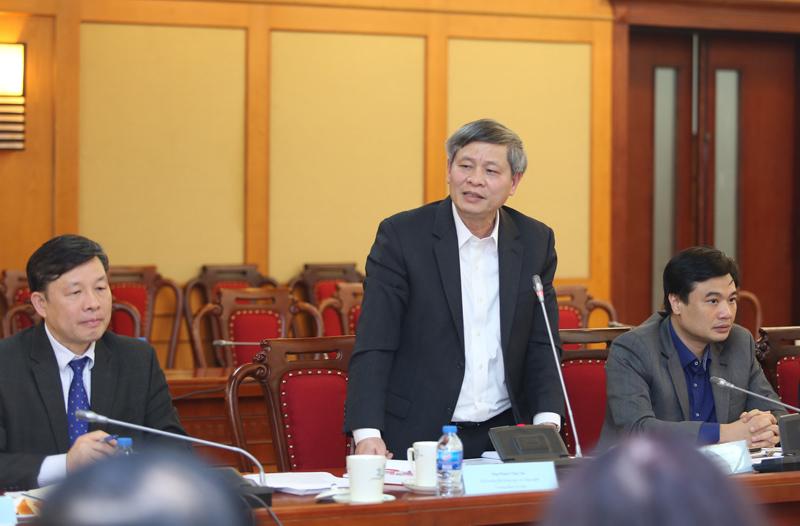 """Triển khai hiệu quả dự án """"Tăng cường sản xuất và sử dụng gạch không nung ở Việt Nam"""""""