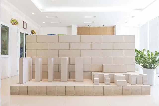 6 tính năng ưu việt khiến gạch bê tông khí chưng áp dần thay thế gạch xây truyền thống