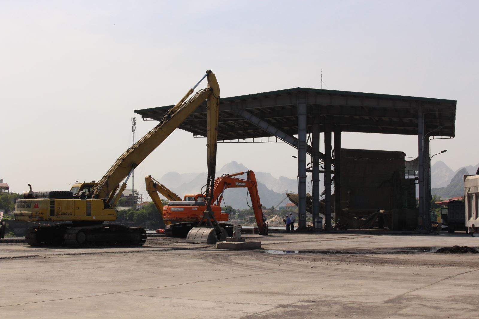 Vicem Bút Sơn hoàn thành công trình nâng cấp mở rộng Cảng Bút Sơn