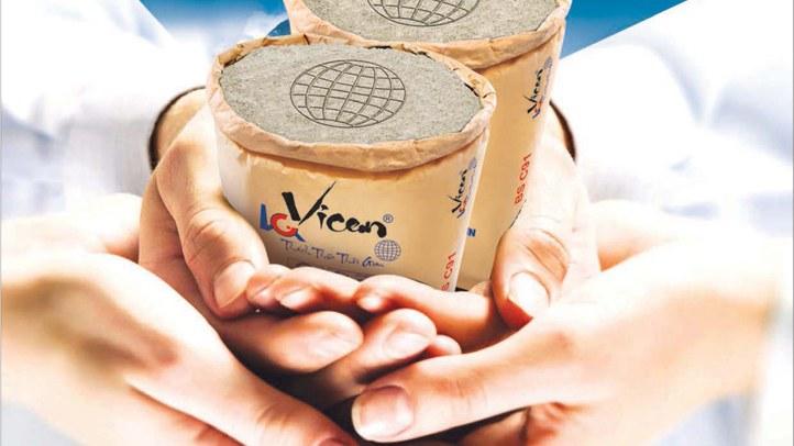 Tổng công ty Công nghiệp Xi măng Việt Nam thành Tổng công ty Xi măng Việt Nam