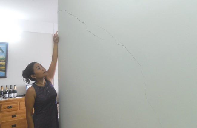 Chữa bệnh công trình dùng gạch không nung