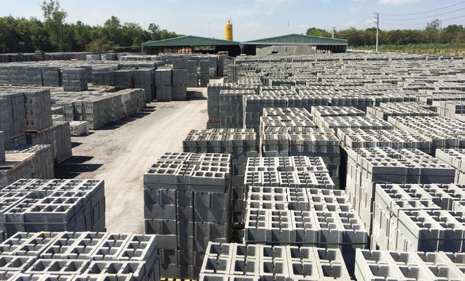 Chuyên gia quốc tế hiến kế phát triển vật liệu xây không nung