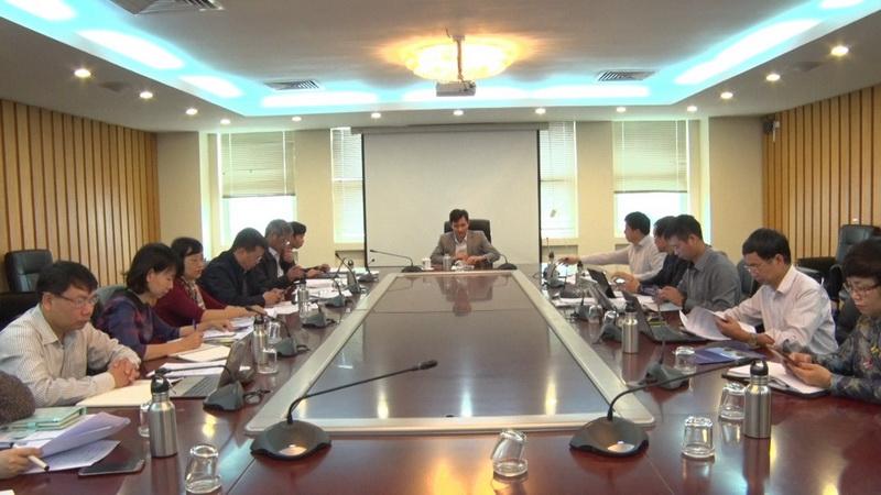 Khẩn trương hoàn thành dự thảo Nghị định quản lý cát sỏi lòng sông
