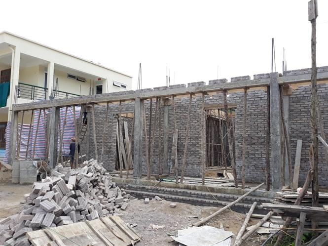 Sở Xây dựng Bắc Kạn lên tiếng về công trình sử dụng gạch kém chất lượng