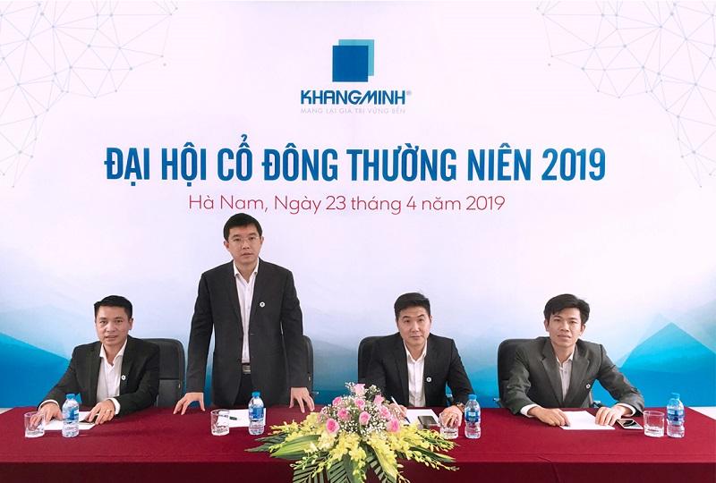 Khang Minh tái cấu trúc doanh nghiệp, chọn Conslab Thạch Anh làm sản phẩm chiến lược