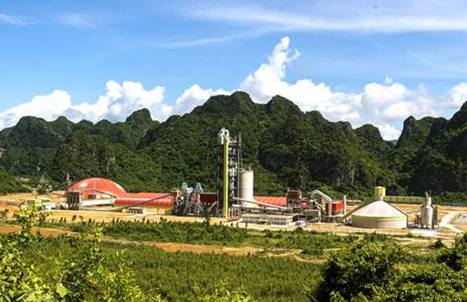 SCG Việt Nam thông báo điều chỉnh giá bán Xi măng Sông Gianh bao tại Quảng Nam