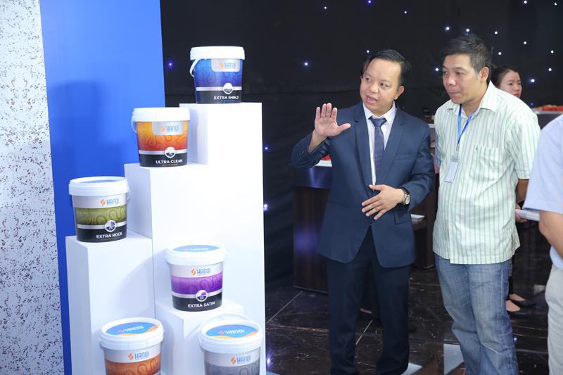 Sơn Hà Nội: Tập trung đầu tư vào công nghệ sản xuất
