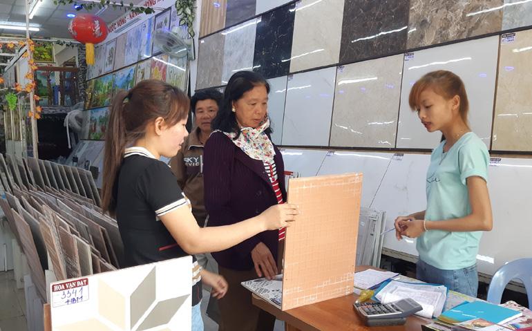 Phú Yên: Vào mùa xây dựng, giá vật liệu tăng
