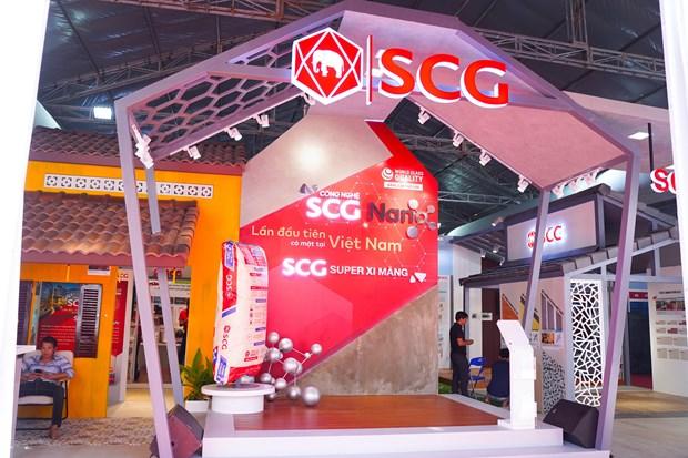 SCG ra mắt ximăng công nghệ nano tại Triển lãm Vietbuild Đà Nẵng năm 2019