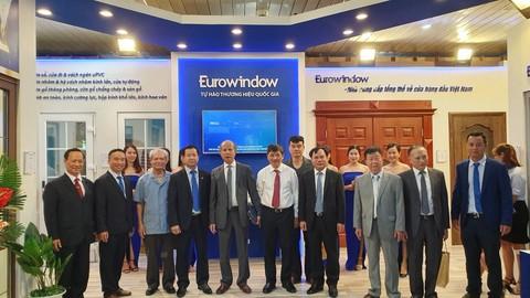 Sức hút sản phẩm mới Eurowindow trưng bày tại Vietbuild Đà Nẵng 2019