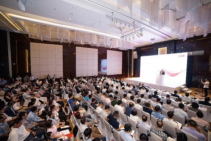 Ngày hội công nghệ ABB 2019: Kiến tạo tương lai kỹ thuật số tại Việt Nam