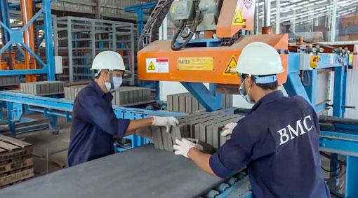 Bình Dương: Phát triển vật liệu xây không nung - Cần có hướng đi hợp lý