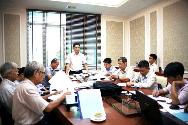 Nghiệm thu các Dự thảo Tiêu chuẩn Việt Nam về an toàn cho máy, thiết bị khai thác và gia công đá