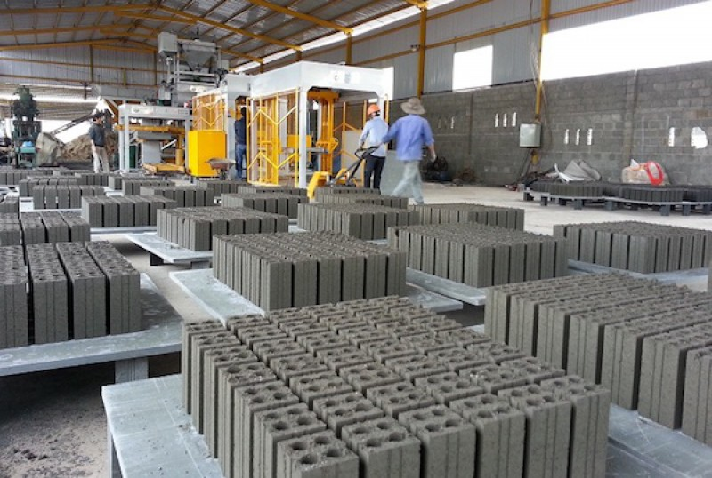 Vật liệu xây không nung giúp tiết kiệm 900 nghìn tấn than
