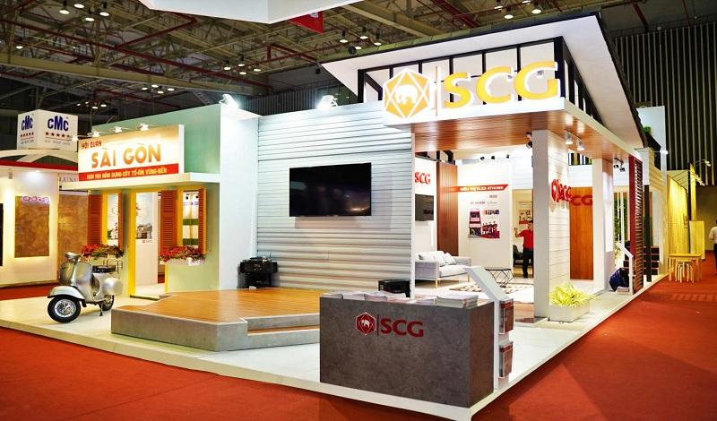 SCG đem giải pháp ưu việt đến với khách hàng