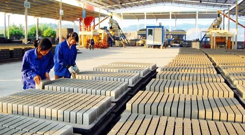 Chấp thuận chủ trương đầu tư Nhà máy sản xuất gạch ngói của Cty CP Create Capital