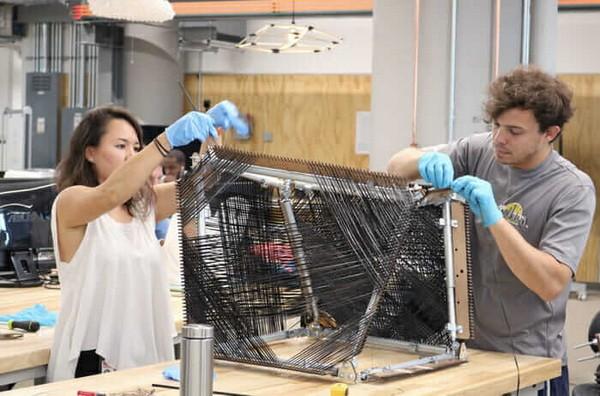 Sợi carbon fiber - vị vua mới của ngành vật liệu xây dựng