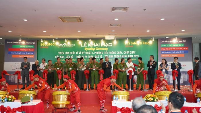 Secutech Vietnam 2019 - Tăng cường Hợp tác đầu tư giữa Việt Nam và các nước trong khu vực