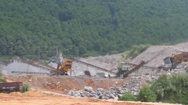 Đề nghị điều chỉnh khu vực mỏ đá vôi Lèn Răng Cưa ra khỏi Quy hoạch thăm dò, khai thác và sử dụng khoáng sản làm xi măng đến năm 2020