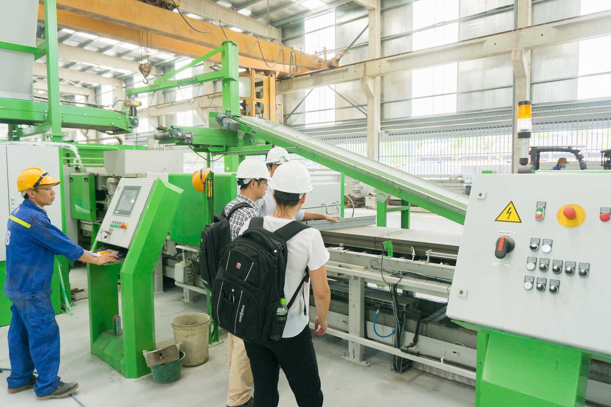 Thực trạng về sản xuất và tiêu thụ gạch không nung ở Việt Nam, một số đề xuất về giải pháp thúc đẩy của doanh nghiệp
