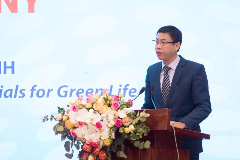 Bài Phát biểu chào mừng của Thứ trưởng Bộ KH&CN Lê Xuân Định tại BMF2019