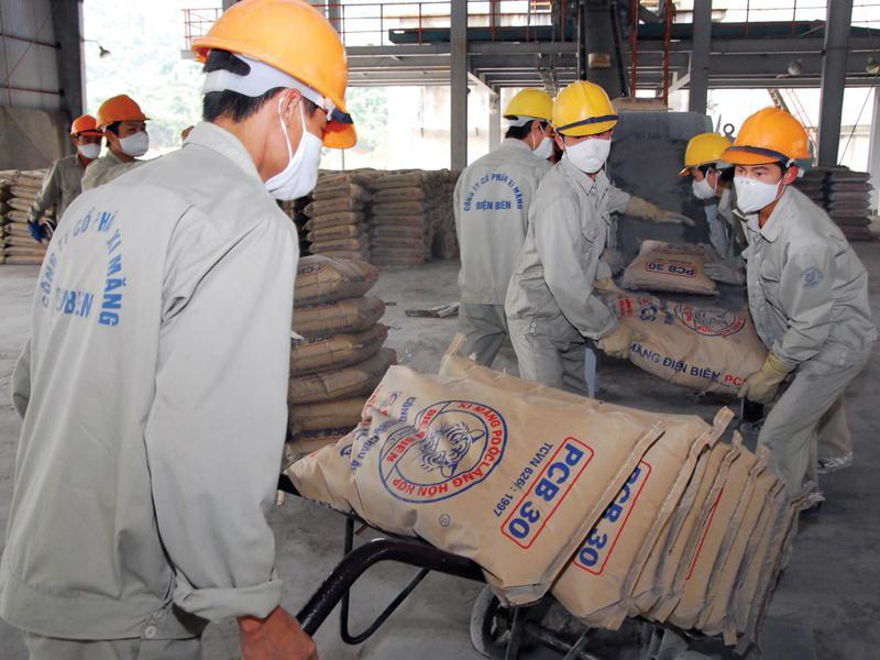 Xi măng mở rộng xuất khẩu
