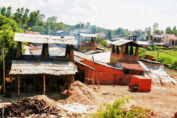 Khánh Hòa: Khó khăn trong chuyển đổi lò gạch