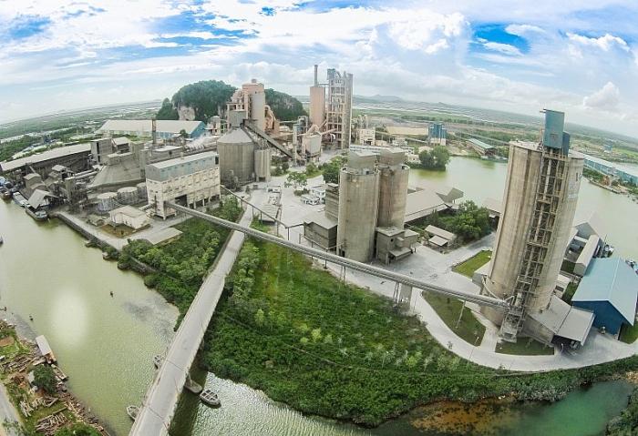 Xi măng Hà Tiên đặt kế hoạch lợi nhuận năm 2020 đạt 830 tỷ đồng